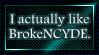 BrokeNCYDE by Sky-Shayminplz