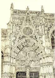 Chapelle Du Saint Esprit (Rue, Somme) by Scribe1969