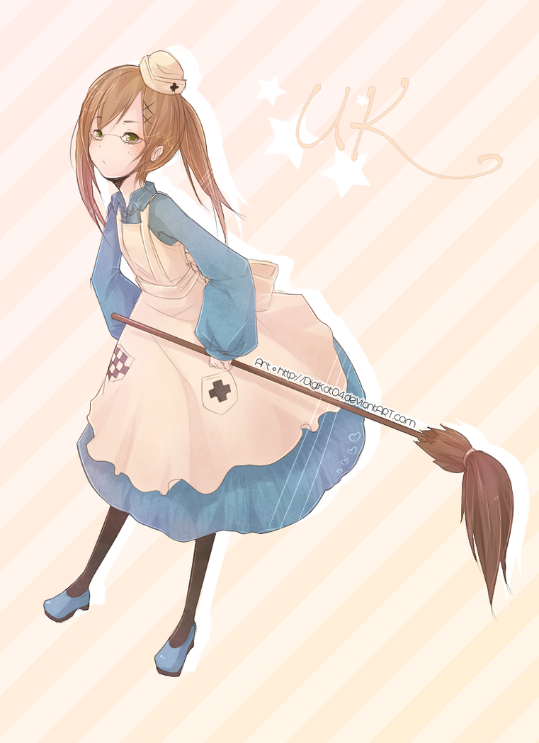 APH_Alice by DigiKat04