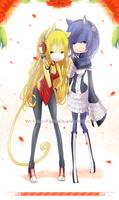lli8. Miya and Lisa  .8ill