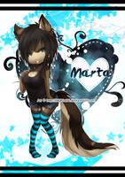 - - - M a r t a - - - by DigiKat04