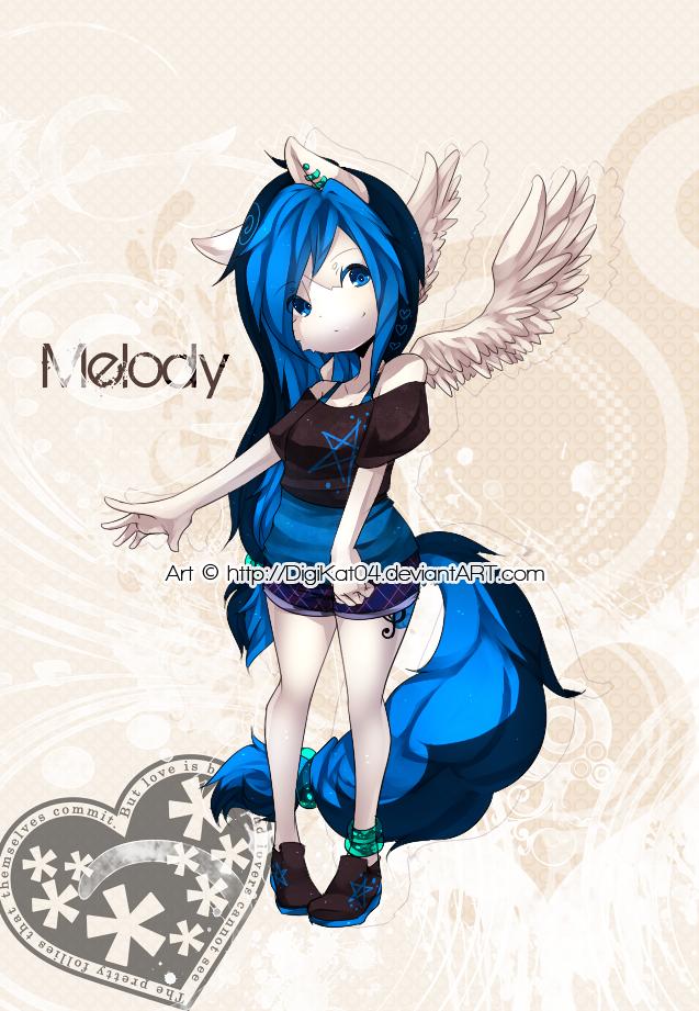 .v.v Melody v.v. by DigiKat04