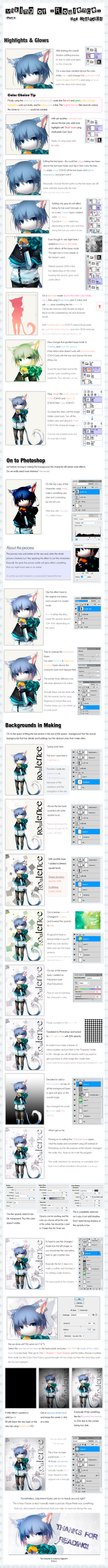 = Roulence: Tutorial 3/3 = by DigiKat04