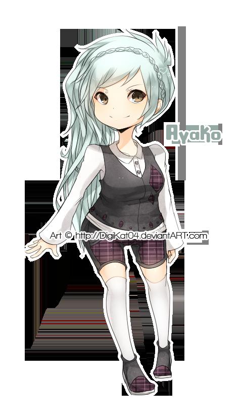. x Ayako x . by DigiKat04