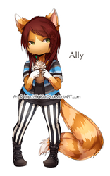 [[ . Ally . ]] by DigiKat04