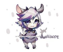 . O o . Calliope o . O o