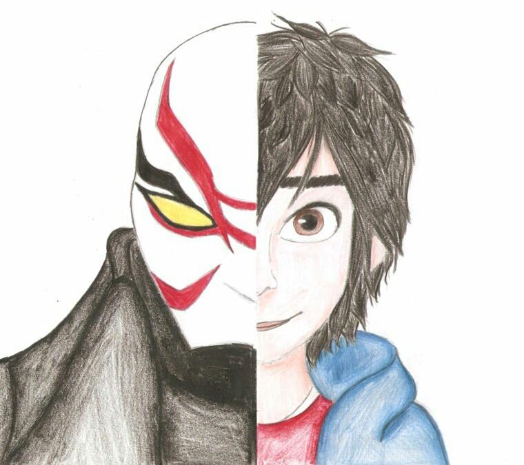 Hiro And Yokai by Alliekat107