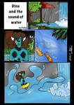 Dine and the sound of water pg1 by NenesArt
