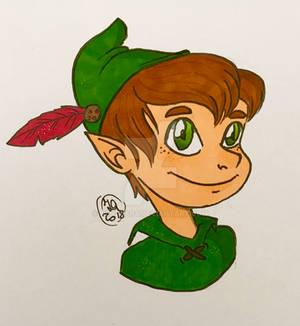 Peter Pan by NenesArt