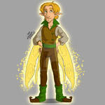 Luke the tailor - Disney Fairies