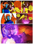 Darkness in light pg38 END by NenesArt
