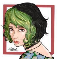 Yuriko Tiger - fanart