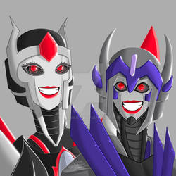 Deathstar and Mintaka - fanart
