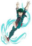 Deku - Boku no Hero Academia fanart