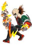 Bakugou - My Hero Academia