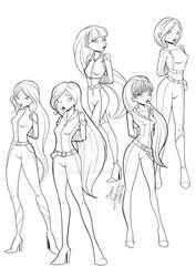 Winx 1 - commission