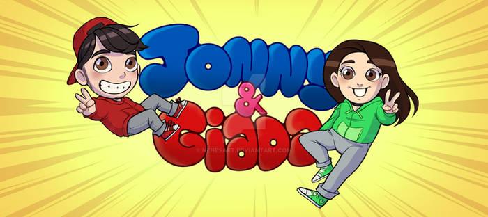 Jonny e Giada - YT banner