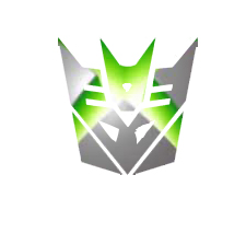 My Decepticon LOGO by Cleafesphere