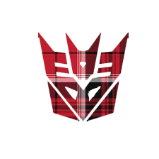 Decepticon pattern Symbol by Cleafesphere
