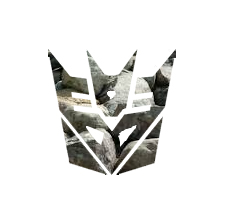 Rock Decepticon Symbol by Cleafesphere