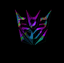 Toxic Decepticon Symbol by Cleafesphere
