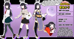Akari Miya [BNHA OC]
