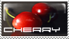 Cherry stamps by Goddess-Mayura