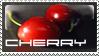 Cherry stamps by Goddess-Mayura