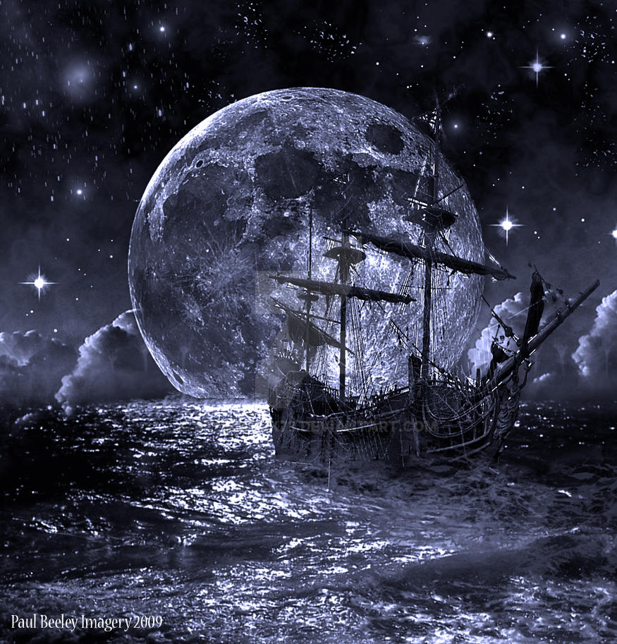 how to find the ghost ship