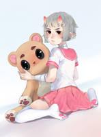 Chensey:[Gift] by renu-033