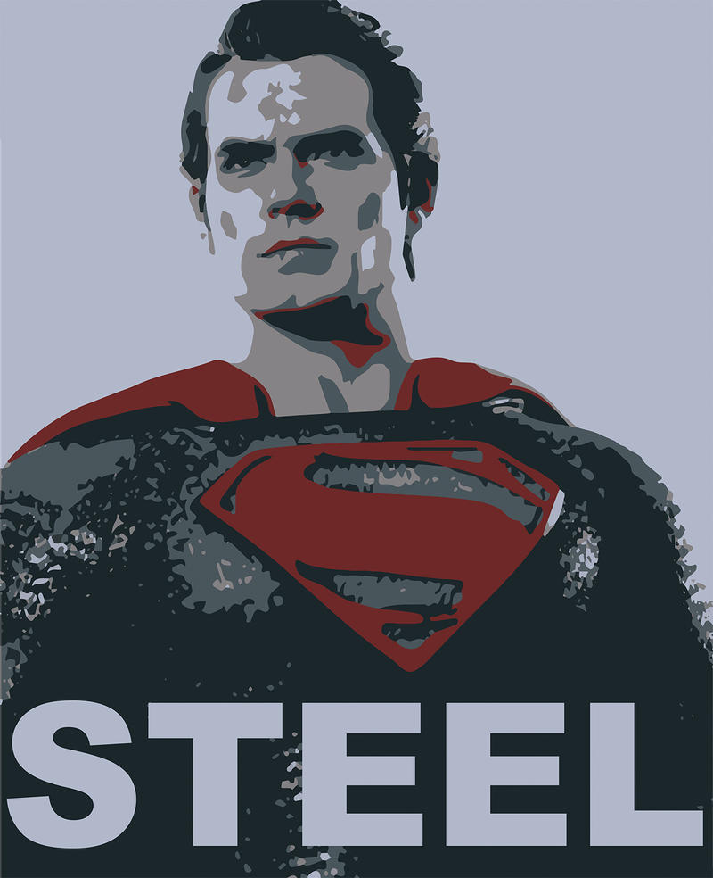STEEL by supermanscape