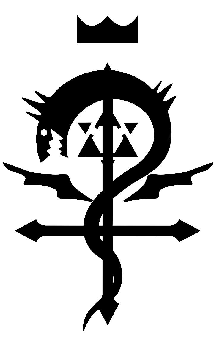Fma Homunculus Symbol