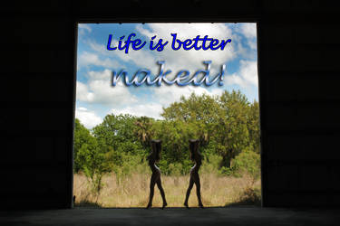 Amber - Life is Better Naked by csp-media