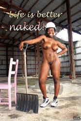 Series - Life is Better Naked by csp-media