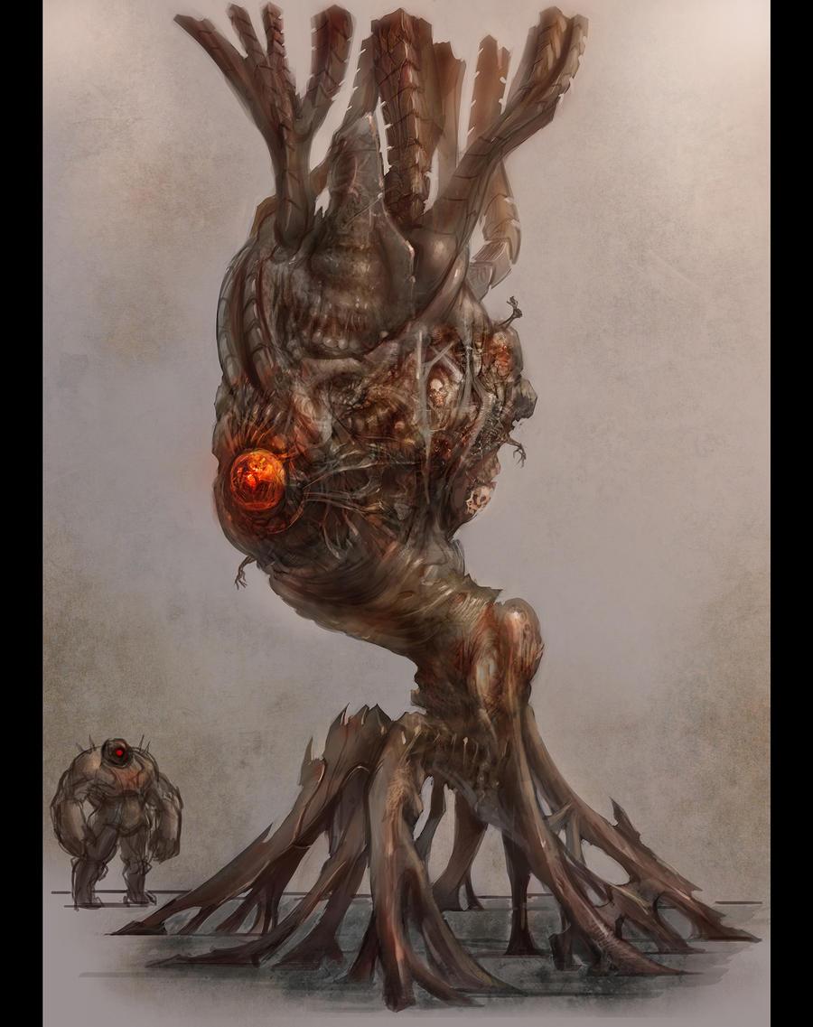 Blood Root by GeniusFetus