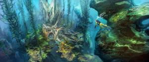 Magically Delicious Aqua Land
