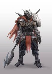 Magic Knight Robot bro by GeniusFetus