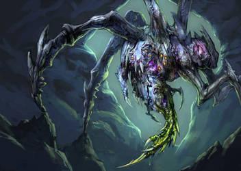 Eldritch Horror Boss Monster by GeniusFetus