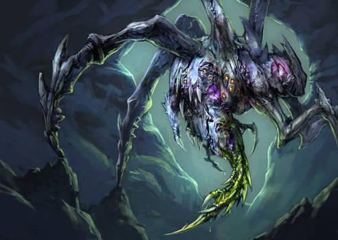 Eldritch Horror Boss Monster