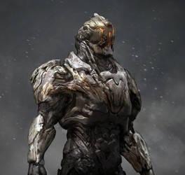 Bone Armor by GeniusFetus