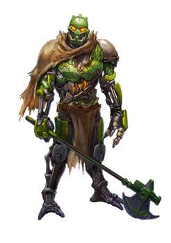 Lewa Jungle Warrior