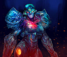 Dark Samus Evolution