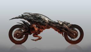 Inferno Bike Drone