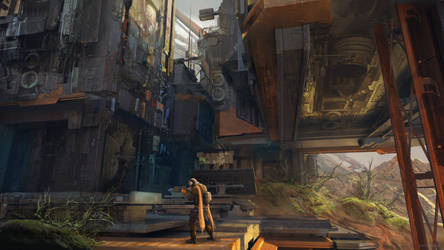Battle Factory by GeniusFetus