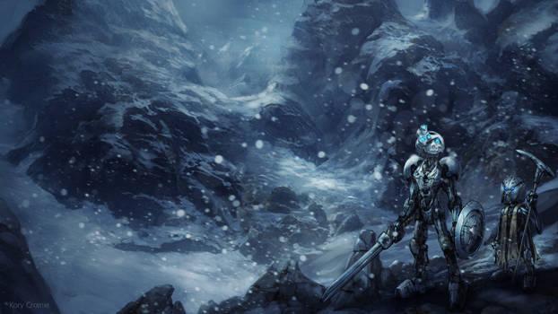 Bionicle Blizzard