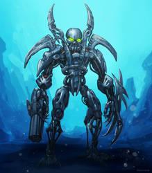 Bionicle Hydraxon