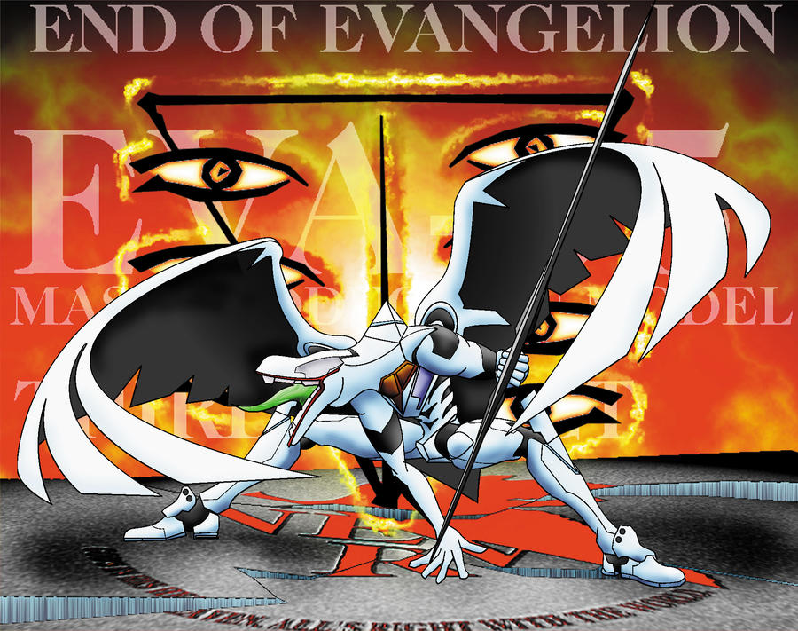 Mass Production Evangelion by LancerAdvanced
