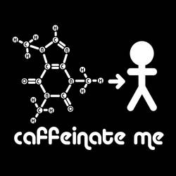 Caffeinate Me by iPaloosaArt