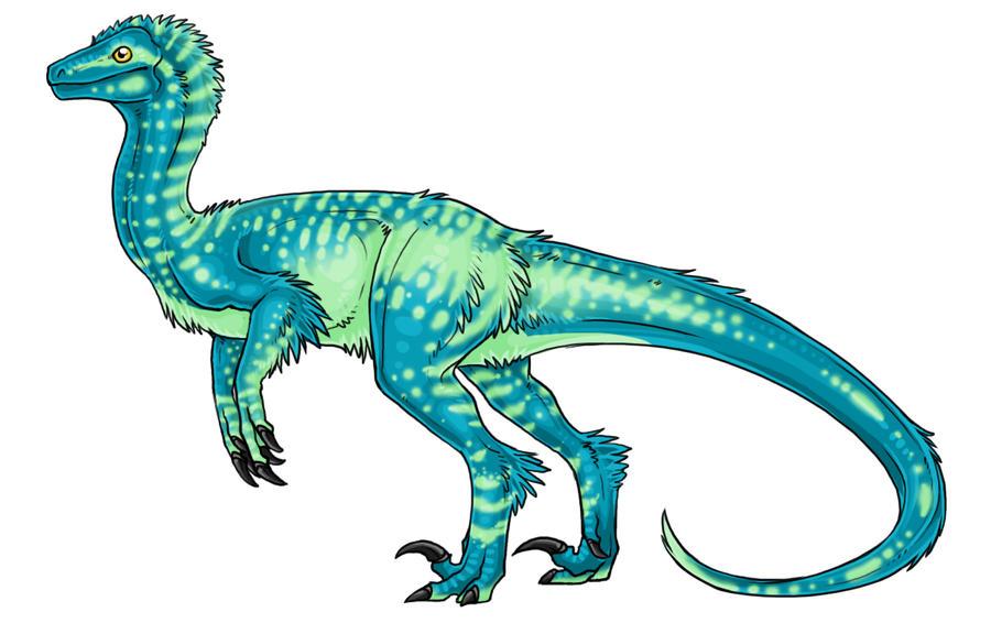 Pyroraptor by RadioPython