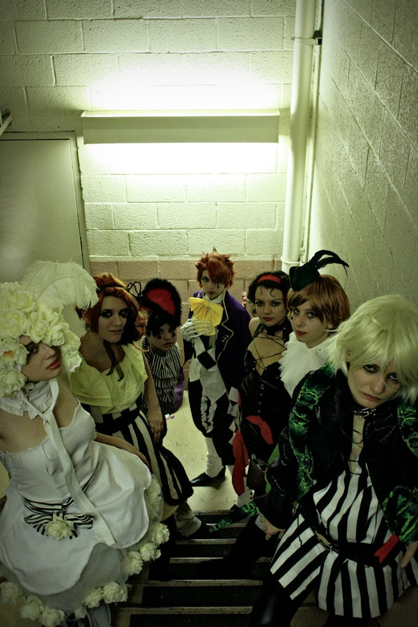 Kuroshitsuji Dark Circus by AldenEcho